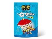 领帝豆腐干烧烤味50g