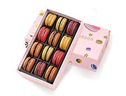玛呖德法式马卡龙甜点精美礼盒