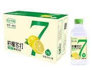 三分天地��檬�K打果味水350mlx24瓶