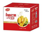 自由者自由芒果汁1Lx6瓶