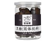 金宝象黑糖(固体饮料)200g