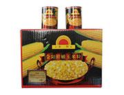 金阳鲜嫩玉米粒-箱