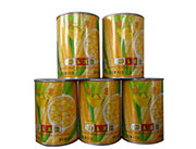 鲜嫩玉米粒-罐