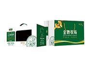 江中一源金牌牧场风味饮品250mlx12盒