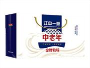江中一源中老年金牌牧�鲲L味�品250mlx12盒�Y箱�b