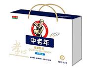 江中一源中老年金牌牧场风味饮品250mlx12盒
