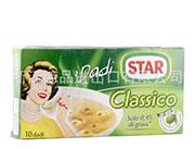 缔品意大利进口食品-食用油-调味品-斯达经典浓汤宝100g