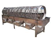 双龙食品机械-滚筒分级机