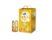 果星人芒果复合果汁饮料310ml×12罐