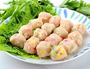 大家食品-仿翡翠龙虾球
