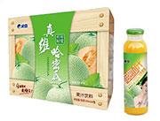 米奇哈密瓜果汁饮料306ml×8瓶