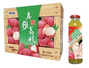 米奇荔枝果汁饮料306ml×8瓶