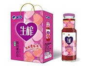 葡萄蔓越莓复合果汁饮料310ml×6瓶