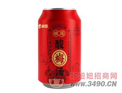 桂花酸梅汤310mlx24罐