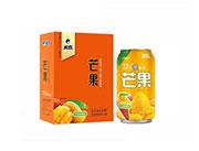 米奇芒果复合果汁饮料310ml×12罐