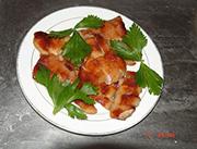 华誉-烤鸭肉片