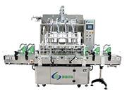 环源全自动多头液体灌装机-GFM-840