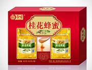桂花蜂蜜礼盒