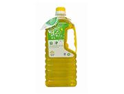 嘉津纯茶油1000ml绿色标贴
