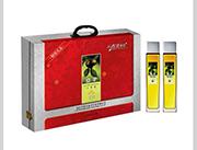 精装有机茶油木盒装500ML×5瓶