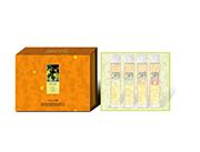 精装有机礼盒茶油250ML×4瓶装(橙色装)