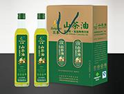 清香型山茶油礼盒装