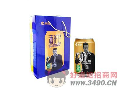 酒护卫苹果醋饮料310ml×12罐