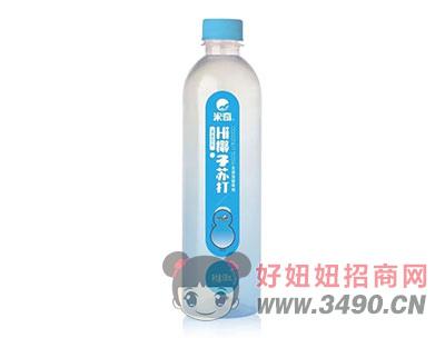 椰子苏打果味饮料500ml×15瓶