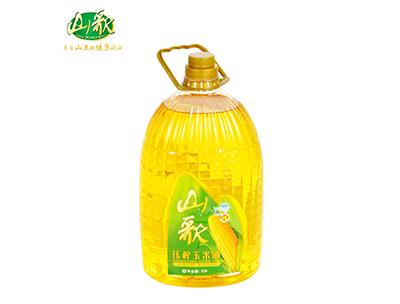 山歌压榨一级玉米油5L
