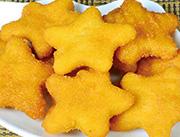 吉康食品-星星鸡块