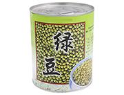 名忠蜜绿豆糖水罐头