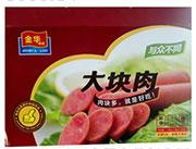 金华大块肉优质火腿肠40gx45支