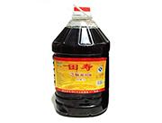 田寿芝麻调和油15L