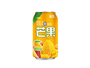 米奇芒果复合果汁饮料310ml×24罐