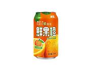 米奇鲜果橙复合果汁饮料310ml×24罐