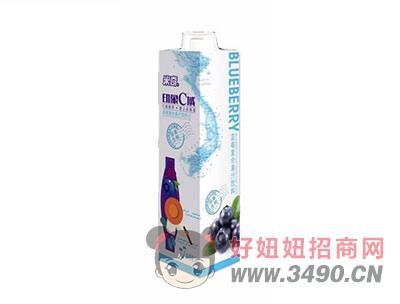 米奇�{莓�秃瞎�汁�料1L×8瓶