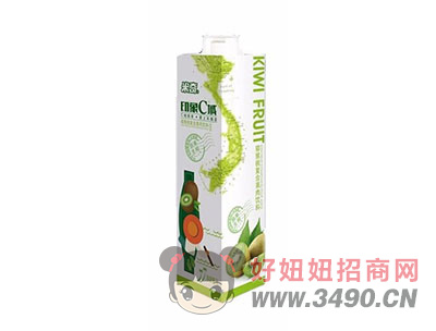 米奇�J猴桃�秃瞎�汁�料1L×8瓶