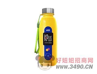 米奇芒果+西番��秃瞎�汁�料408ml×15瓶