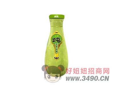 冰糖炖芦荟+柠檬果汁饮料326ml×15瓶