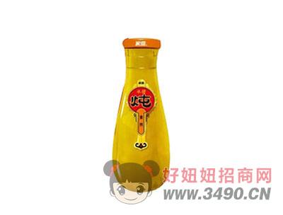 冰糖炖黄桃果汁饮料-326ml×15瓶
