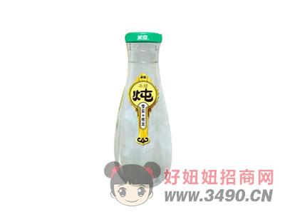 冰糖炖雪梨+银耳果汁饮料326ml×15瓶