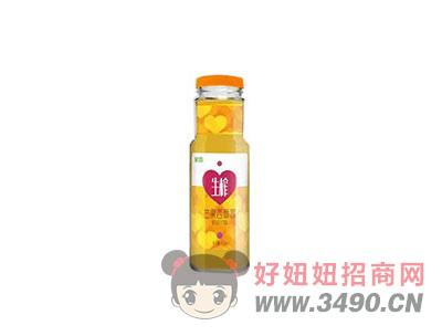 生榨芒果西蕃莲复合果汁饮料310ml×15瓶