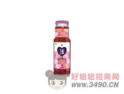 生榨葡萄蔓越莓复合果汁饮料310ml×15瓶
