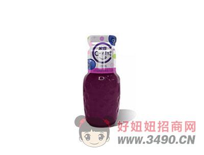 米奇蓝莓复合果蔬汁饮料260ml×15瓶