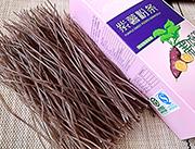 华美紫薯粉条