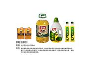 金健茶籽调和油