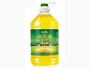 纯山茶油4.5升-山净