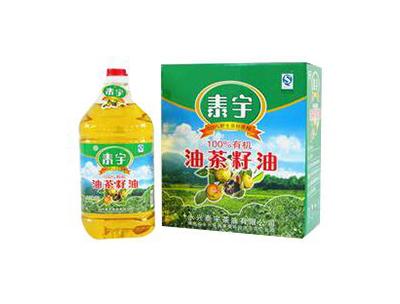 泰宇油茶籽油5L×2