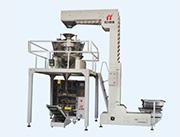 宏川HC-420D大型立式电子秤配套包装机