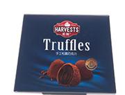 哈时手工松露巧克力蓝盒装